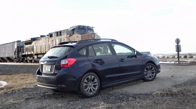 The 2014 Subaru Impreza Sport Lives Up To Our Expectations