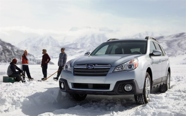 2014 Subaru Outback - 1