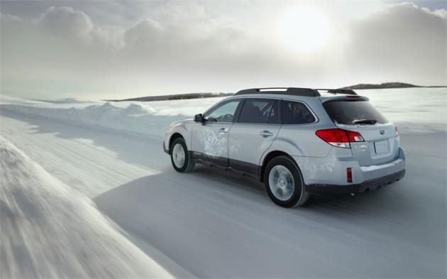 2014 Subaru Outback - 2