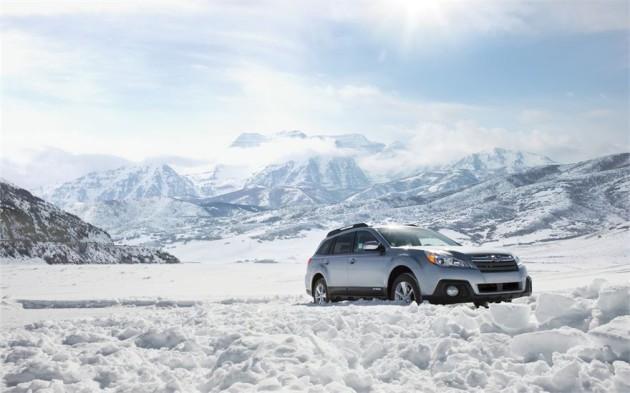 2014 Subaru Outback - 3