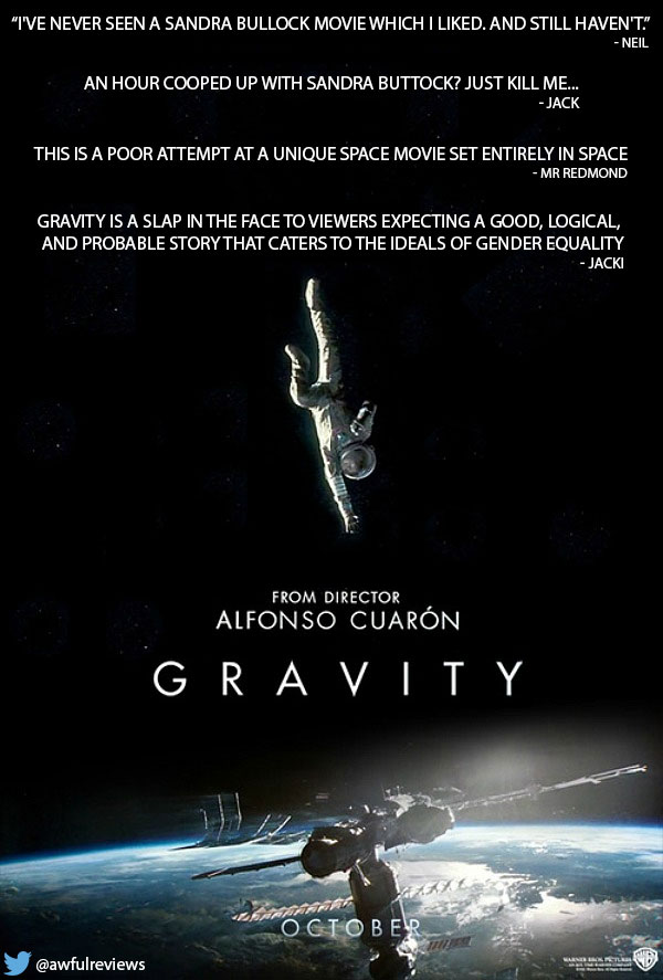 Gravity-AMP
