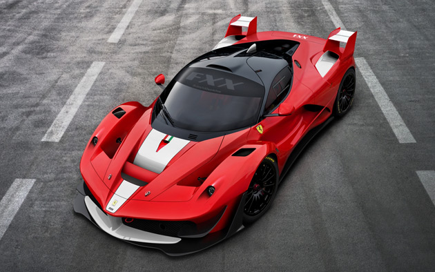 LaFerrari FXX rendering by RC82 Workchop