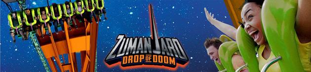 Zumanjaro: Drop of Doom
