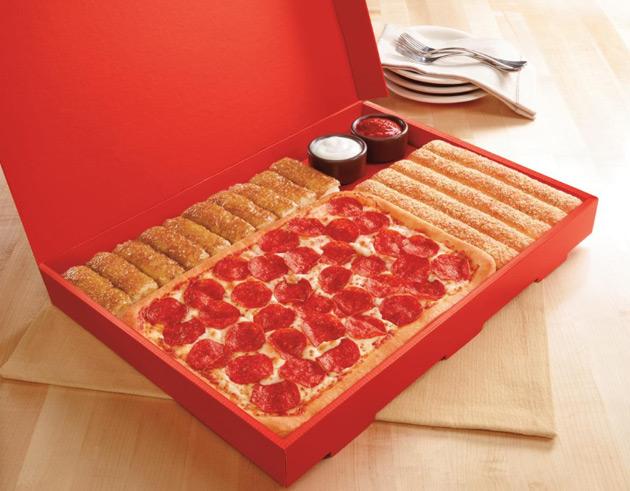 Pizza Hit $10 Dinner Box