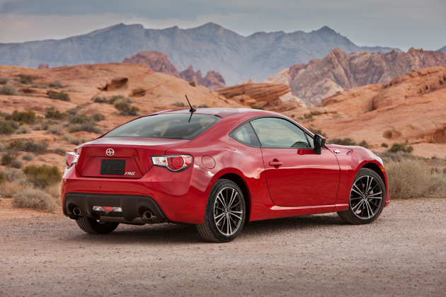 2014 Scion Fr S Is Everything A Sports Coupe Should Be