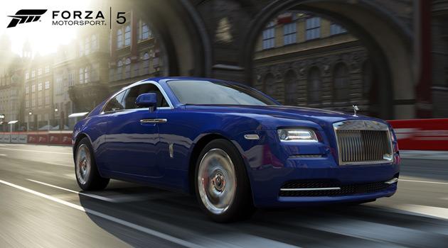 Rolls-Royce Wraith - Forza Motorsport 5