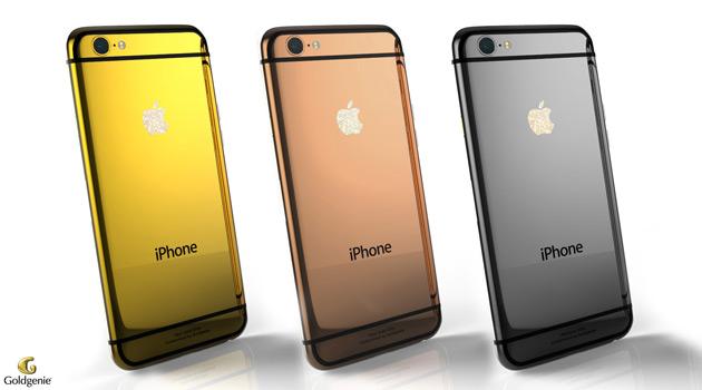 Goldgenie iPhone 6