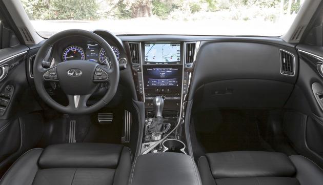 2014-Infiniti-Q50S-Hybrid-Interior
