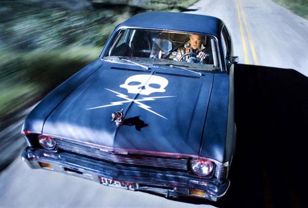 Stuntman Mike's Nova