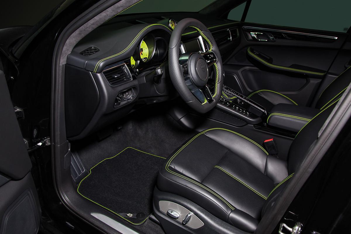 TECHART-Porsche-Macan-Interior-1